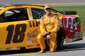 Kyle Busch Termasuk Yang Terhebat di NASCAR
