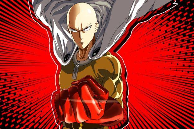 Kekuatan One Punch Man Saitama Memberikan Motivasi